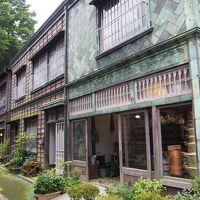小金井の森で古き良き建物を見よう!