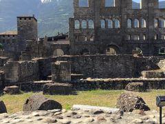 【53】【アオスタ】語学力初級の還暦女子、空の巣症候群の無気力状態から脱出を試みた。1人旅、イタリア縦断2ヵ月半