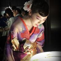 「~江戸・金魚の涼~アートアクアリウム 2014」♪ 暑さの中、暫しの涼を求めて、日本橋・コレド室町へ♪