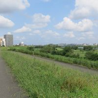 えきぽで散策@赤羽駅 〜夏空の荒川河川敷は開放感でいっぱい編〜