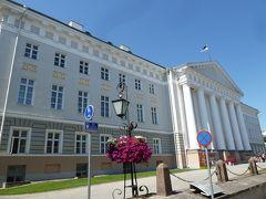 ラトビア・エストニア街歩き③(タルトゥ観光)