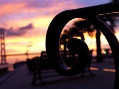 空の色を楽しむ~明石海峡大橋~