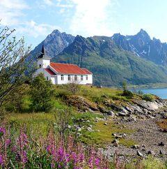 団塊夫婦のノルウェー絶景ドライブ旅行(6):トロムソから最果ての絶景地ローフォーテンへ