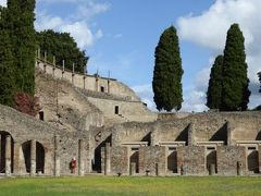真夏の優雅な南イタリア旅行 ナポリ×プーリア州♪ Vol5(第2日目午前) ☆ポンペイ(Pompei):古代ローマを馳せながら♪
