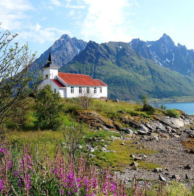 団塊夫婦のノルウェー絶景ドライブ旅行ー(6)トロムソから最果ての絶景地ローフォーテンへ