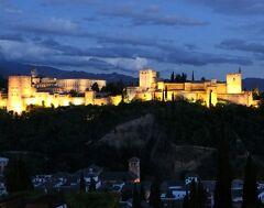2014 レンタカーで巡るスペインの旅 (5) 【スペイン最後のイスラム王朝の古都☆グラナダ】