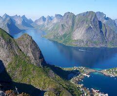 団塊夫婦のノルウェー絶景ドライブ旅行ー(7)超ハードだが最高の絶景・レイネブリンゲン