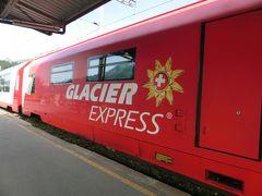 スイス旅行10日間-3グレーシャーエキスプレス