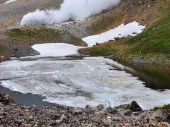 自然を満喫する夏の北海道16日間の旅 (7)大雪山旭岳に登る