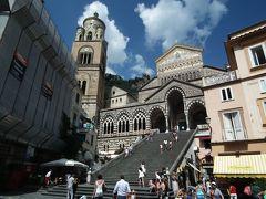 南イタリアの遺跡と自然にふれる旅(アマルフィ編)⑪-②