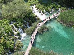 クロアチア周遊一人旅Part1(出発~プリトゥヴィツェ湖畔国立公園)