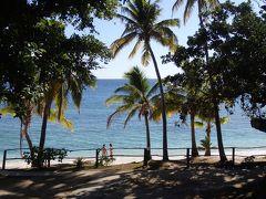 マナ島の海に魅せられて