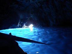 南イタリアの遺跡と自然にふれる旅(カプリ島編)⑪-③