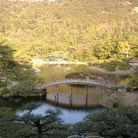 四国アートの初一人旅 その6 高松栗林公園編