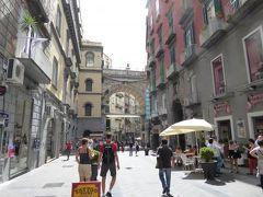 真夏の優雅な南イタリア旅行 Napoli×Puglia♪ Vol16(第2日目午後) ☆ナポリ(Napoli):キアイア通り(Via Chiaia)とフィランジェーリ通り(Via Filangieri)で優雅なショッピング♪