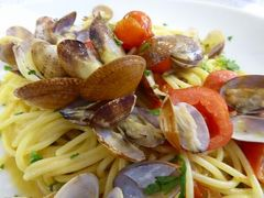 真夏の優雅な南イタリア旅行 Napoli×Puglia♪ Vol17(第2日目夜) ☆ナポリ(Napoli):卵城のレストラン「Scioscio」でディナー♪