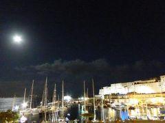 真夏の優雅な南イタリア旅行 Napoli×Puglia♪ Vol18(第2日目夜) ☆ナポリ(Napoli):夜景の美しい卵城とサンタルチアを眺めて♪