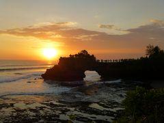 バリ島③ アユンタユン寺院、タナロット寺院&ライステラス