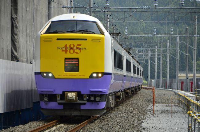 """「北海道&東日本パス」を利用して、夏の北海道(道央・道南地方)を巡るローカル線の旅を満喫してきました。<br /><br />--<br />夏の北海道を巡る旅 ~寝台急行はなます号に乗って北の大地に、そして厚別駅ワープ編~<br />http://4travel.jp/travelogue/10911468<br /><br />夏の北海道を巡る旅 ~美瑛・パノラマロードでサイクリングしてみた(前編)~<br />http://4travel.jp/travelogue/10911549<br /><br />夏の北海道を巡る旅 ~美瑛・パノラマロードでサイクリングしてみた(後編)~<br />http://4travel.jp/travelogue/10911777<br /><br />夏の北海道を巡る旅 ~富良野・ファーム富田の見渡す限りのラベンダーの絨毯を見に訪れてみた~<br />http://4travel.jp/travelogue/10912131<br /><br />夏の北海道を巡る旅 ~夏の富良野・美瑛ノロッコ号に乗って~<br />http://4travel.jp/travelogue/10912224<br /><br />夏の北海道を巡る旅 ~日高線に乗って優駿のサラブレッド達に会いに訪れてみた(前編)~<br />http://4travel.jp/travelogue/10912429<br /><br />夏の北海道を巡る旅 ~日高線に乗って優駿のサラブレッド達に会いに訪れてみた(後編)~<br />http://4travel.jp/travelogue/10912430<br /><br />夏の北海道を巡る旅 ~""""キング・オブ・秘境駅""""小幌駅に訪れてみた~<br />http://4travel.jp/travelogue/10913853<br /><br />夏の北海道を巡る旅 ~ローカル列車に乗って夏の北海道の新鮮な風を感じる車窓の旅を満喫してみた~<br />http://4travel.jp/travelogue/10913973<br /><br />夏の北海道を巡る旅 ~津軽海峡からの夜明けと夏のトラピスト修道院を見に訪れてみた~<br />http://4travel.jp/travelogue/10914079<br /><br />夏の北海道を巡る旅 ~(番外編)ちょっと変わった秘境駅、津軽今別駅に訪れてみた~<br />http://4travel.jp/travelogue/10914371<br />--<br /><br />ちょっと変わった秘境駅である津軽今別駅に訪れて、ちょっと変わった秘境体験をしてまいりました。"""
