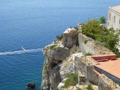 真夏の優雅な南イタリア旅行 Napoli×Puglia♪ Vol42(第4日目午前) ☆トレミティ諸島(Isole Tremiti):サン・ニコラ島(I.S.Nicola)のCastello(アンジュー城)と大聖堂(Cattedrale)を鑑賞♪