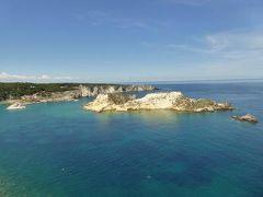 真夏の優雅な南イタリア旅行 Napoli×Puglia♪ Vol43(第4日目午前) ☆トレミティ諸島(Isole Tremiti):サン・ニコラ島(I.S.Nicola)のCastello(アンジュー城)から素晴らしい絶景を眺めて♪
