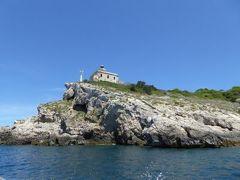 真夏の優雅な南イタリア旅行 Napoli×Puglia♪ Vol45(第4日目昼) ☆トレミティ諸島(Isole Tremiti):I.S.Domino×I.Capraiaのクルーズツアー♪サン・ドミノ島の美しい海岸美を眺めて♪