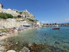 真夏の優雅な南イタリア旅行 Napoli×Puglia♪ Vol48(第4日目午後) ☆トレミティ諸島(Isole Tremiti):サン・ニコラ島(I.S.Nicola)の優雅なカフェタイム♪