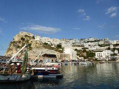 真夏の優雅な南イタリア旅行 Napoli×Puglia♪ Vol49(第4日目夕) ☆トレミティ諸島(Isole Tremiti)から高速船でビエステ(Vieste)へ帰る♪