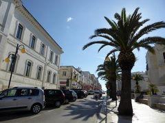 真夏の優雅な南イタリア旅行 Napoli×Puglia♪ Vol57(第5日目夕) ☆ビエステ(Vieste):雨上がりの晴れ渡ったビエステを歩く♪