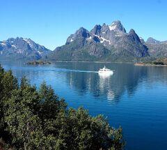 団塊夫婦のノルウェー絶景ドライブ旅行ー(9)ローフォーテン最後の絶景・トロルフィヨルド