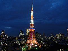 東京タワーを愛でる夏休み.... ザ・プリンス パークタワー東京ステイ