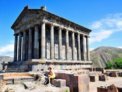 コーカサス3国周遊 11エレバンの夜明け、世界遺産ガルニ神殿、アルメニア最高峰アラガツ山、そしてグルジア国境へ