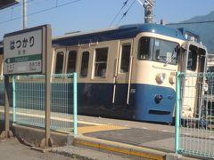 カメラをポケットに青春18きっぷで中央本線と飯田線を使い東京から大阪へ移動①