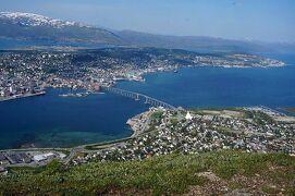 団塊夫婦のノルウェー絶景ドライブ旅行(10)-最後まで感動・トロムソの眺望