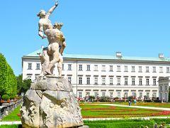 変わらぬ美しさを保つ庭園・街並に魅了されるザルツブルグ