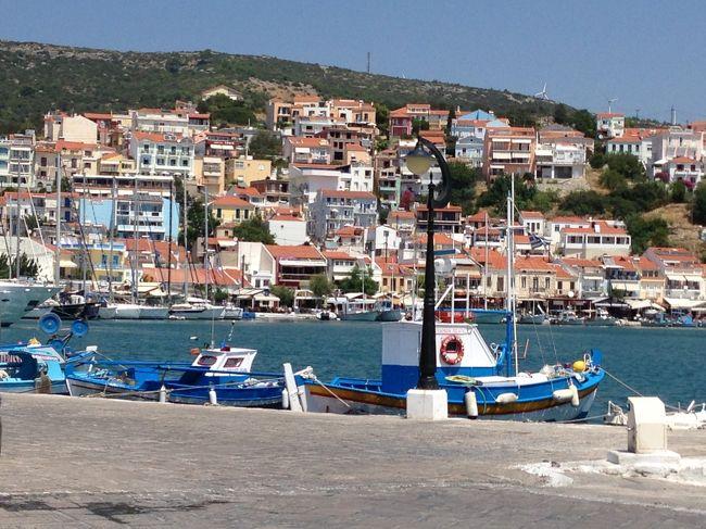 夏休みの家族旅行、ギリシャから随時更新しました