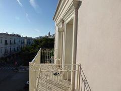 真夏の優雅な南イタリア旅行 Napoli×Puglia♪ Vol63(第6日目朝) ☆ビエステ(Vieste):Palace Hotel Viesteから朝の風景♪
