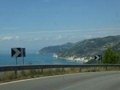 真夏の優雅な南イタリア旅行 Napoli×Puglia♪ Vol66(第6日目午前) ☆ビエステ(Vieste)から専用車ベンツで素晴らしい風景の中をポリニャーノ・ア・マーレ(Polignano a Mare)へGO!