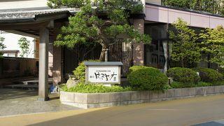 和倉温泉を旅する 宿は「旅亭はまなす」