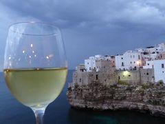 真夏の優雅な南イタリア旅行 Napoli×Puglia♪ Vol74(第6日目夜) ☆ポリニャーノ・ア・マーレ(Polignano a Mare):「Hotel Covo dei Saraceni」の有名レストラン「Il Bastione」で豪華な海鮮料理♪