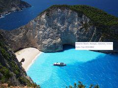 ギリシャ:ザキントス島の絶景!