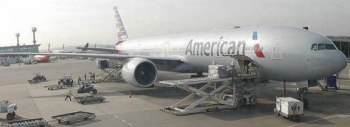 ブラジル:サンパウロから成田へワンワールド~AA・JAL~を使ってみる(アメリカン航空B777-300編)