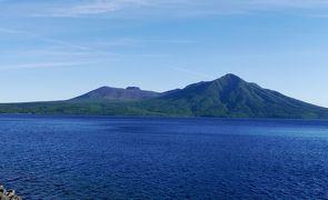 札幌出張・ニセコへドライブ5-ニセコから支笏湖へ,新千歳より帰京