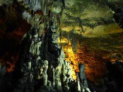 真夏の優雅な南イタリア旅行 Napoli×Puglia♪ Vol78(第7日目午前) ☆カステッラーナ鍾乳洞(Grotte di Castellana)を見学♪