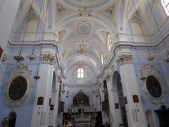 真夏の優雅な南イタリア旅行 Napoli×Puglia♪ Vol80(第7日目昼) ☆モノポリ(Monopoli):旧市街を優雅に歩く♪Chiesa di S.Francesco d'Assisiを鑑賞♪