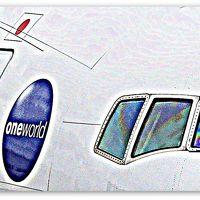 ブラジル:サンパウロから成田へワンワールド( AA・JAL)を使ってみる(JAL777-300ER編)