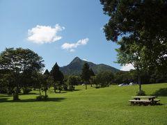 爽やかな風を感じて蒜山~大山ドライブ 木谷沢渓流と大山Gビール とっとり花回廊ムーンライトフラワーガーデン