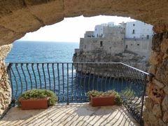 真夏の優雅な南イタリア旅行 Napoli×Puglia♪ Vol104(第8日目朝) ☆ポリニャーノ・ア・マーレ(Polignano a Mare):「Hotel Covo dei Saraceni」の素敵な朝を迎えて朝食♪
