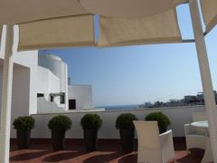 真夏の優雅な南イタリア旅行 Napoli×Puglia♪ Vol105(第8日目午前) ☆ポリニャーノ・ア・マーレ(Polignano a Mare):「Hotel Covo dei Saraceni」のチェックアウトまでにスイートルームで過ごす♪