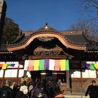 深大寺周辺を歩く